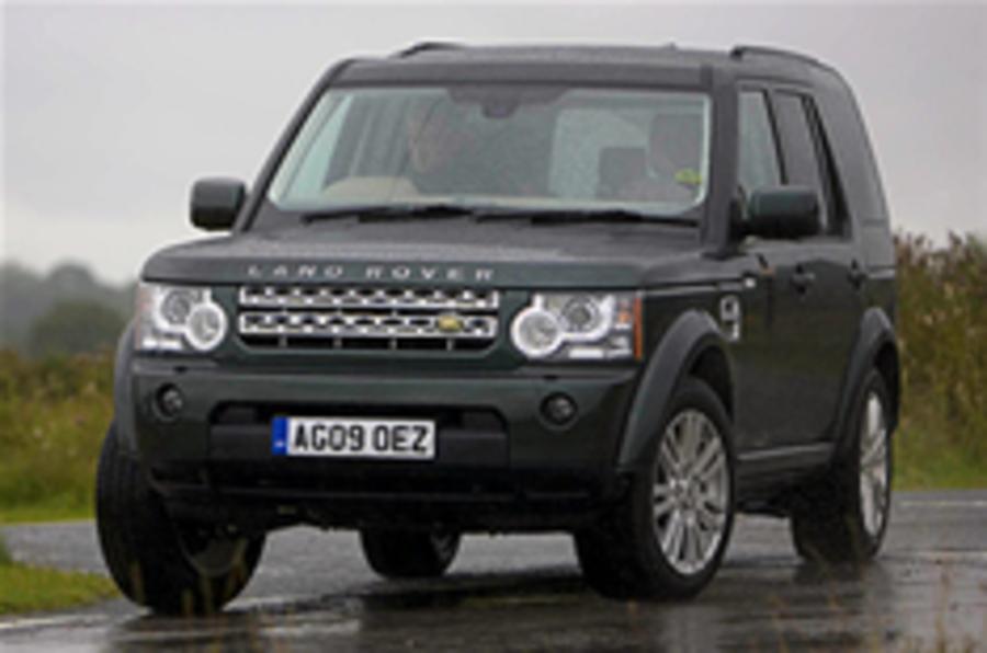 Jaguar Land Rover back in profit