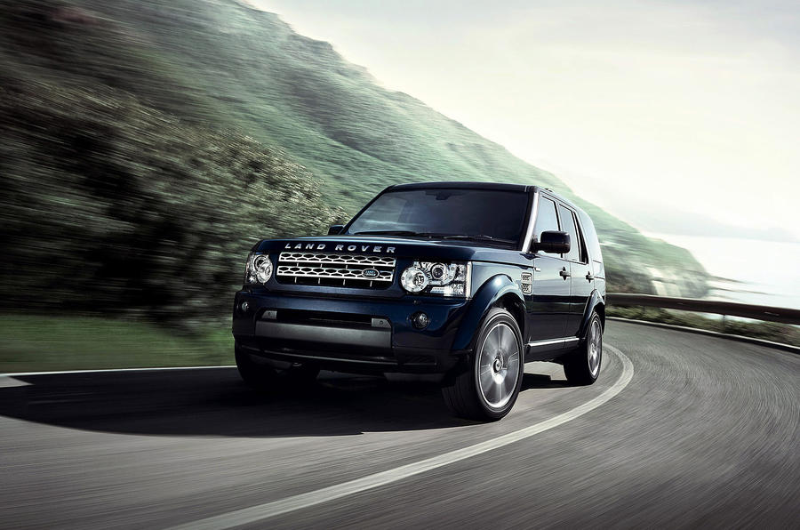 Frankfurt: Land Rover 2012 facelifts