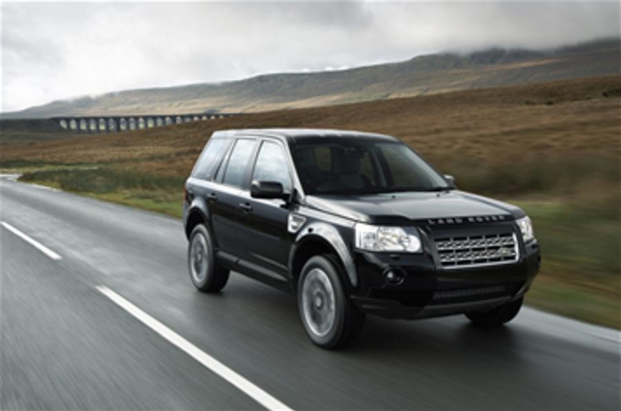 Stop-start Freelander's success