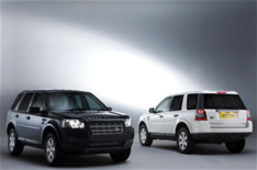 Land Rover Freelander specials