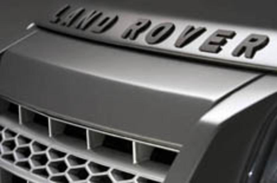 Land Rover cuts petrol engines