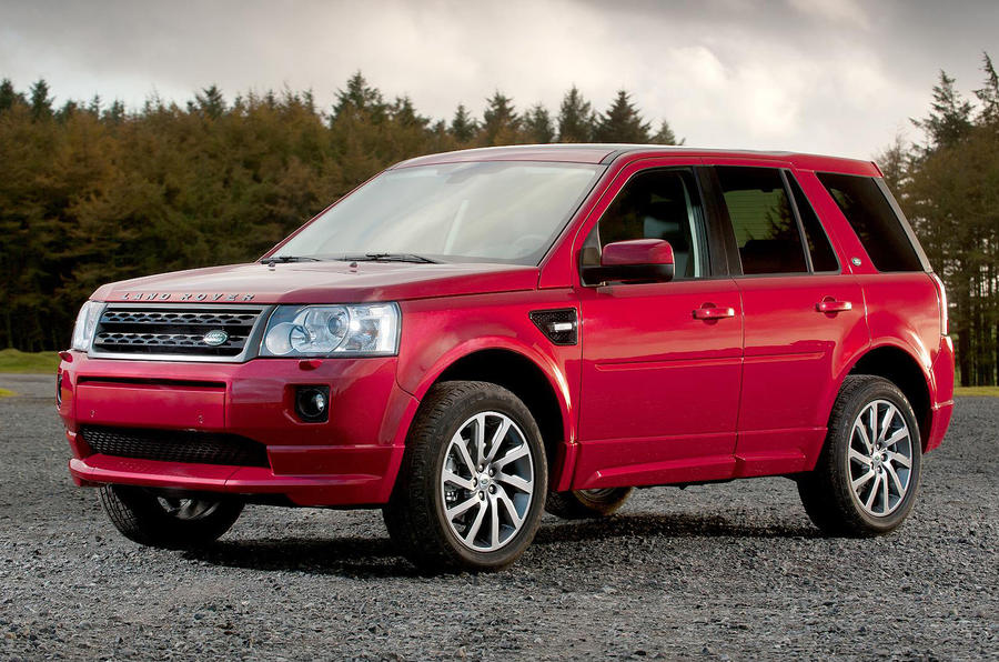 new freelander sport special autocar. Black Bedroom Furniture Sets. Home Design Ideas