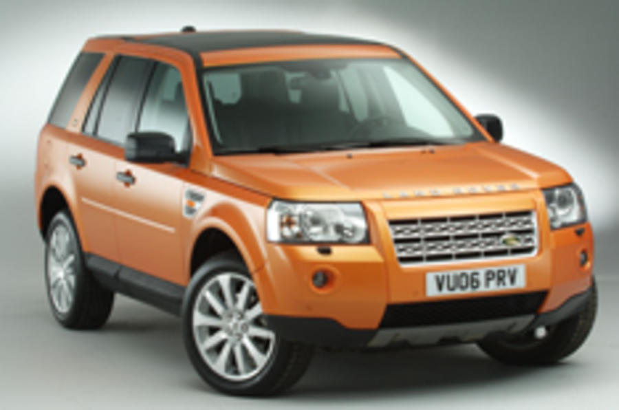 New Freelander revealed