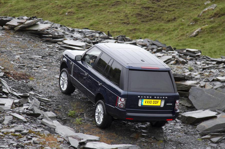 New Range Rover revealed