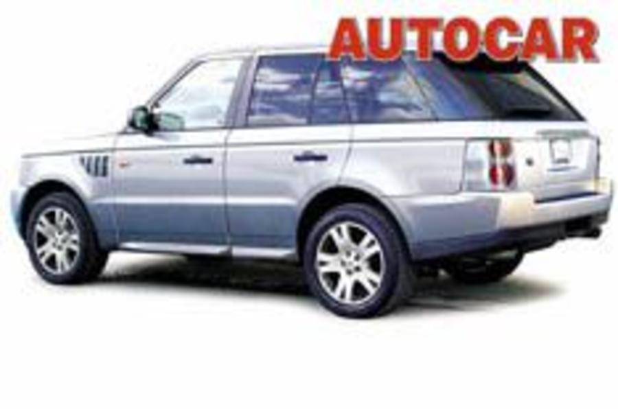 New Range Rover Sport is go