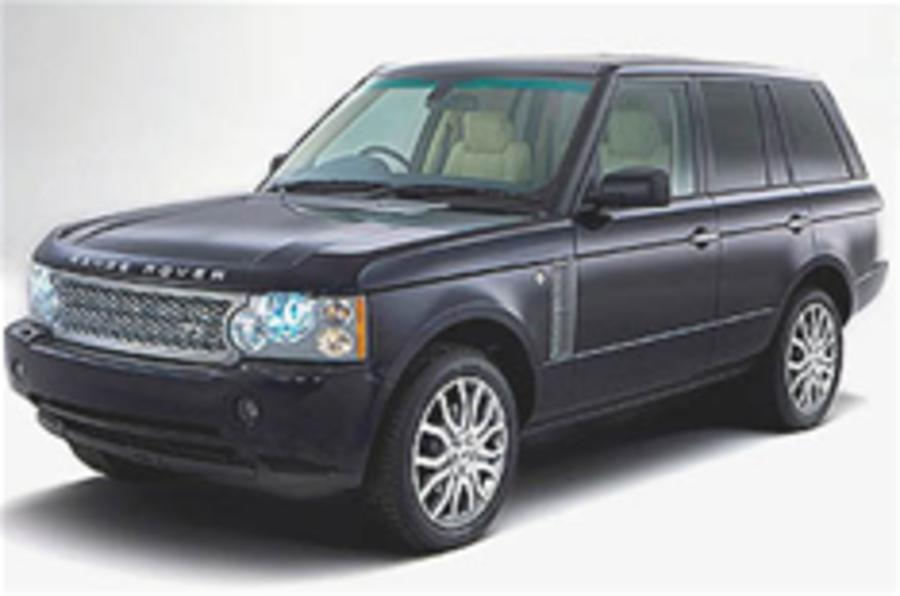 Range Rover gets Autobiography