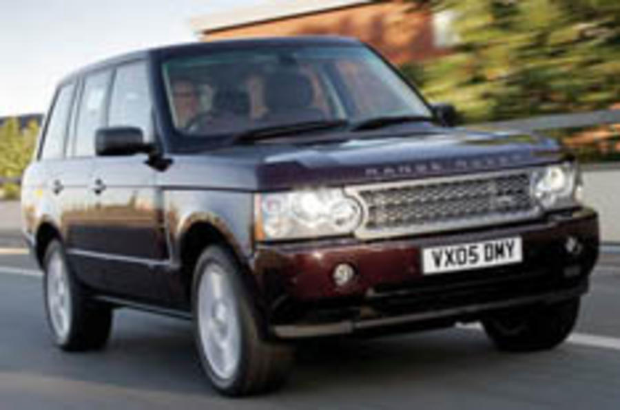 Happy birthday Range Rover
