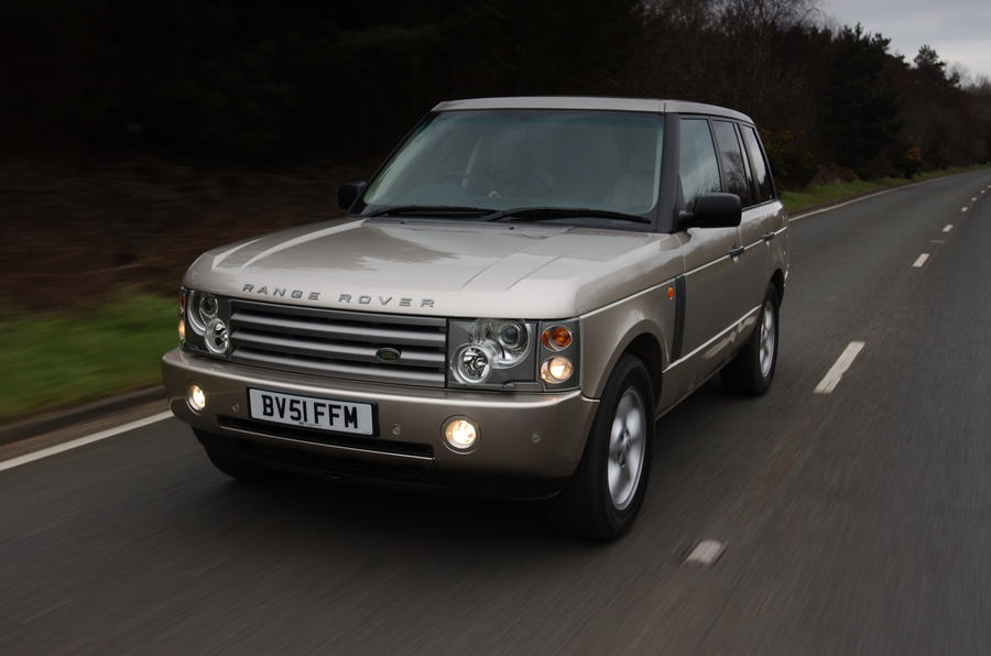 Range Rover is Car of the Decade