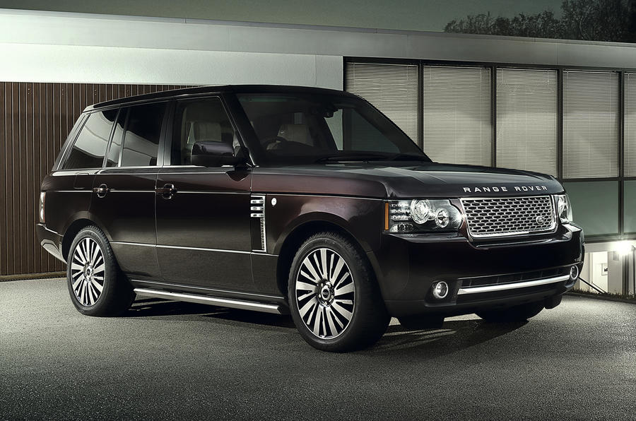 Geneva show: 'Ultimate' Range Rover