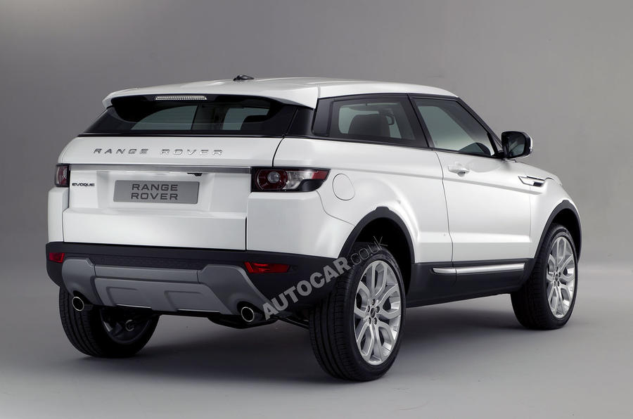 New JLR staff for Range Rover Evoque
