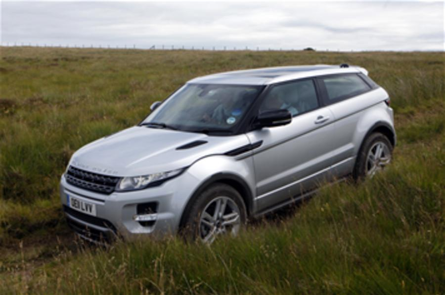 Detroit: Evoque wins truck honour