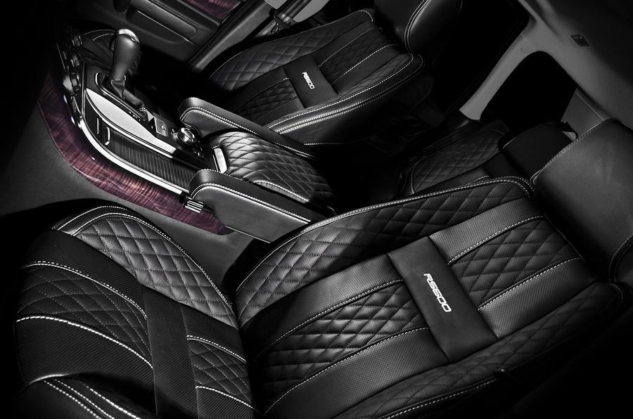 600bhp Range Rover Sport