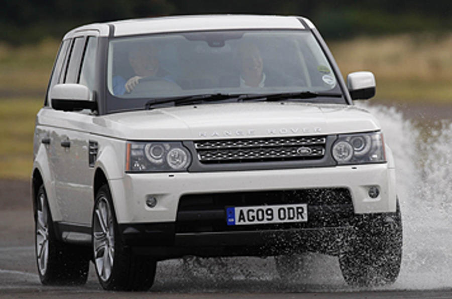 Land Rover sales rise sharply