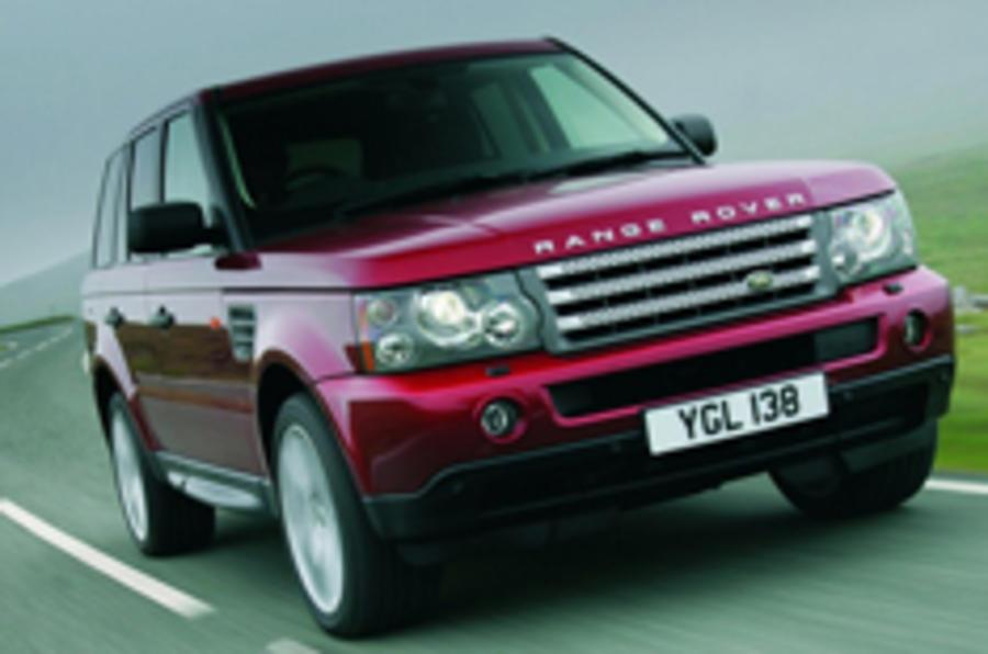 Range Sport gets V8 diesel for Christmas