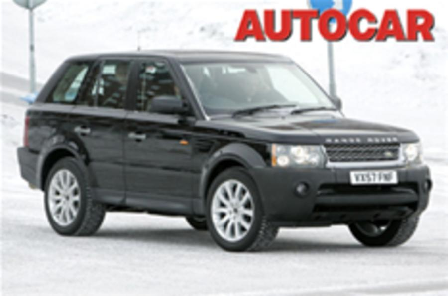 Scooped: Range Rover Sport