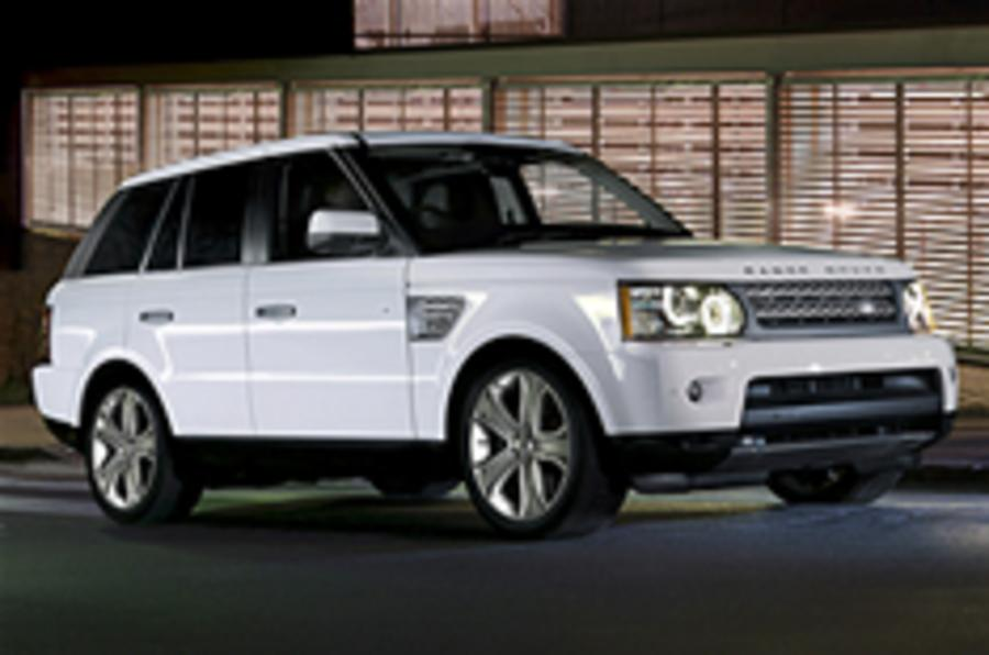 Land Rover ramps up production