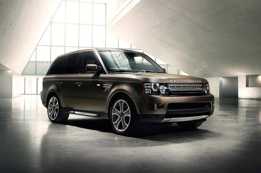 Frankfurt: Land Rover 2012 facelifts