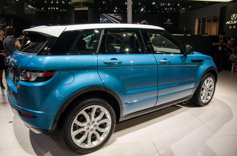 Difference Between Land Rover And Range Rover >> Range Rover Evoque versus LandWind X7 copycat – which is better?
