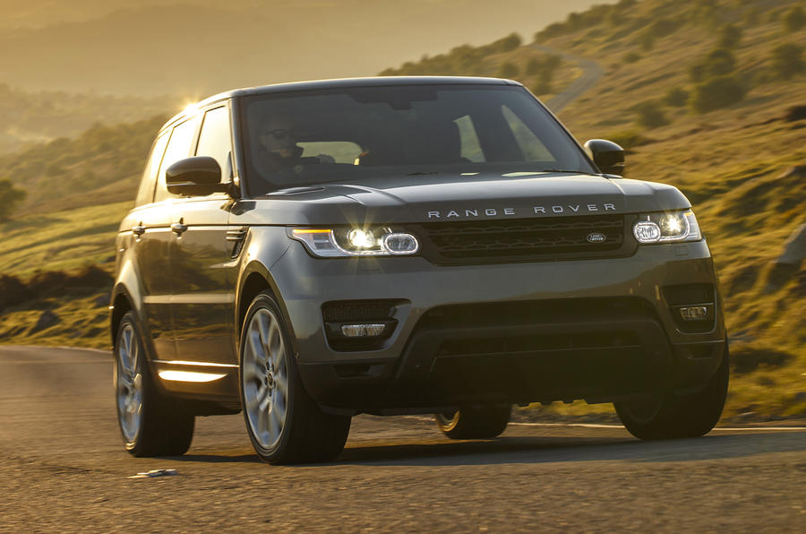More luxury for revised Range Rover