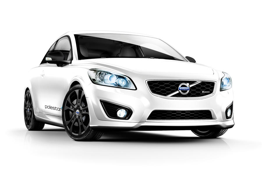 History of the Volvo C30: picture special