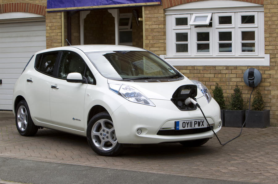Electric car grant extended to 2017 thanks to new funding
