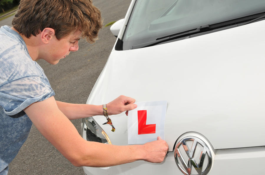 Solving the problem of learner drivers