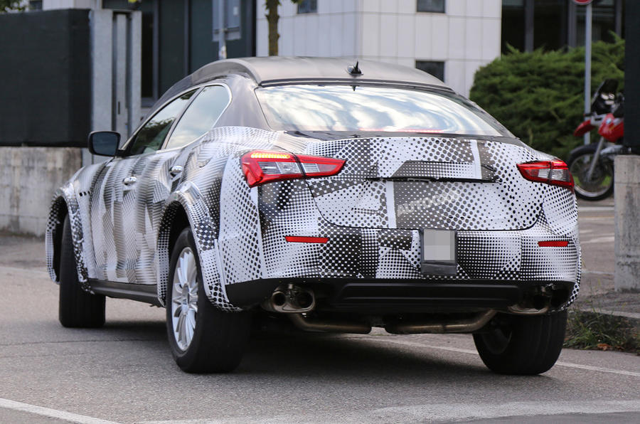Maserati begins development of Levante SUV