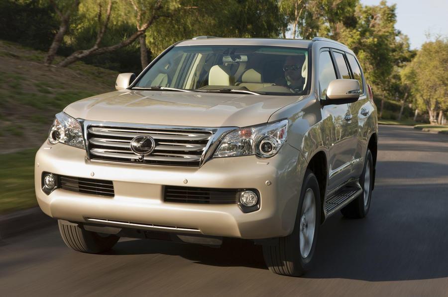 Toyota recalls the Land Cruiser