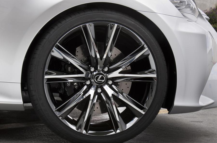 New York motor show: Lexus LF-Gh concept