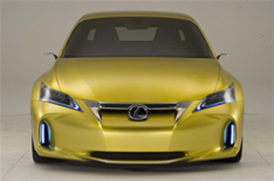 Lexus eyes supermini market