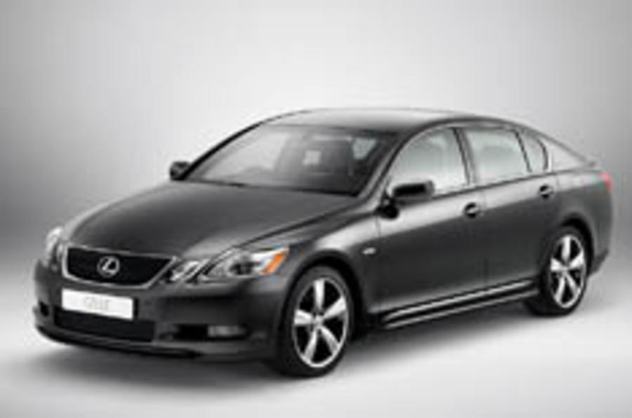 Lexus in UK recall shocker