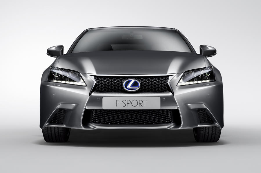 Lexus plots BMW M5-rivalling GS