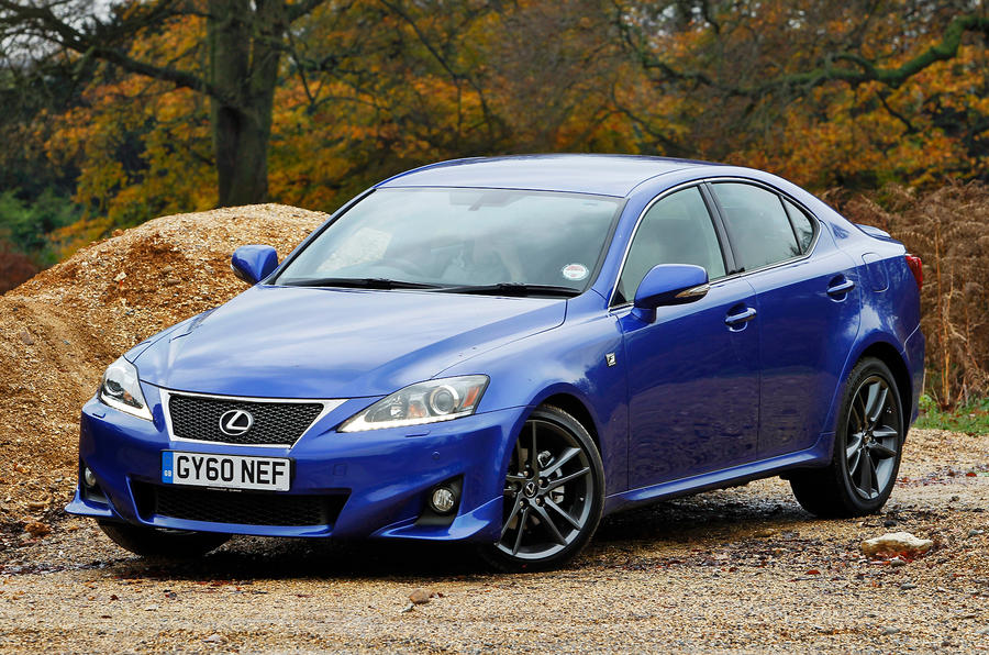 3 star Lexus IS