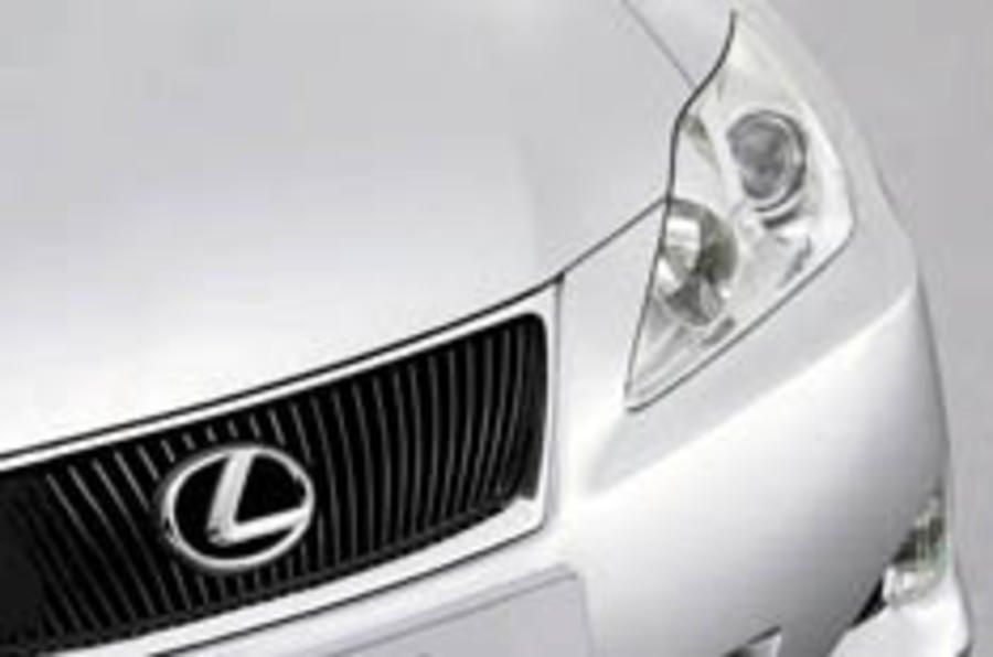 Lexus plans for huge expansion