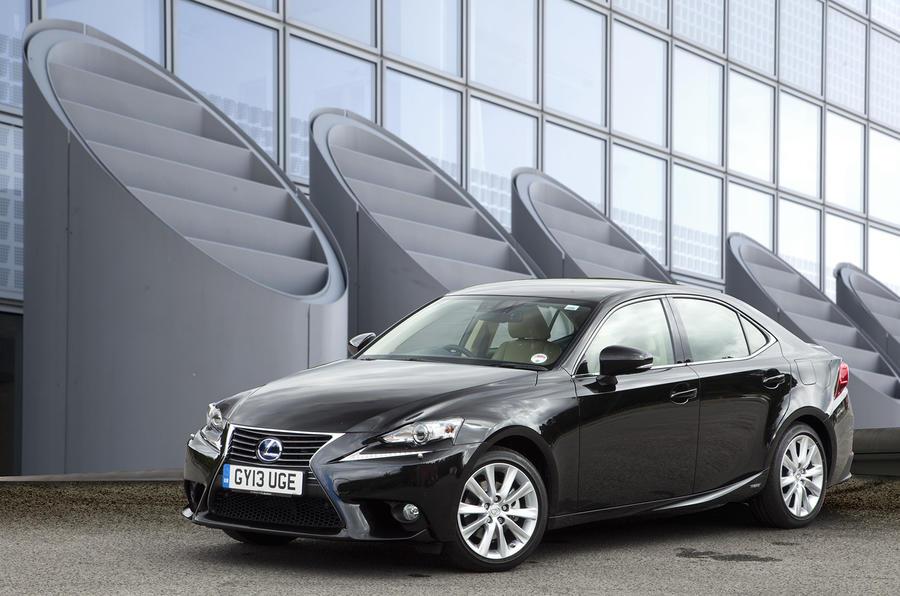 3.5 star Lexus IS