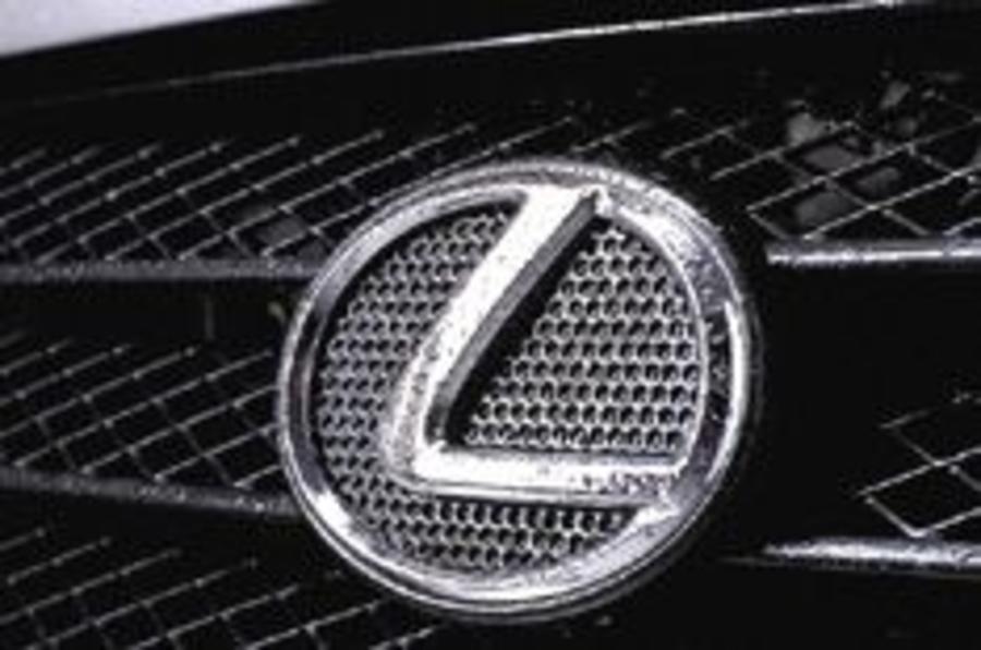Lexus hatches a 1-series rival