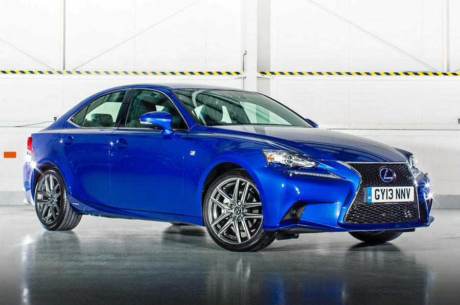 Jaguar and Lexus take top honours in the 2014 JD Power survey