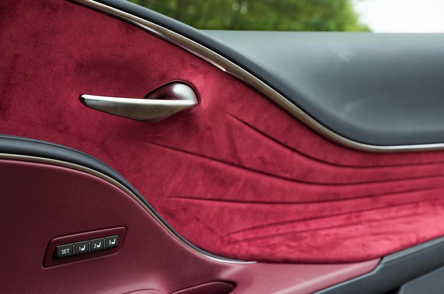Lexus LC500 lavish door card