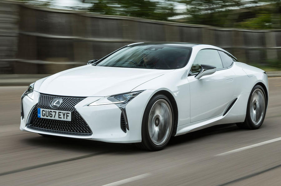 Pics Of Lexus Sports Cars