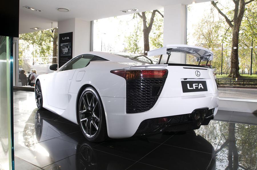LFA demand to outstrip supply