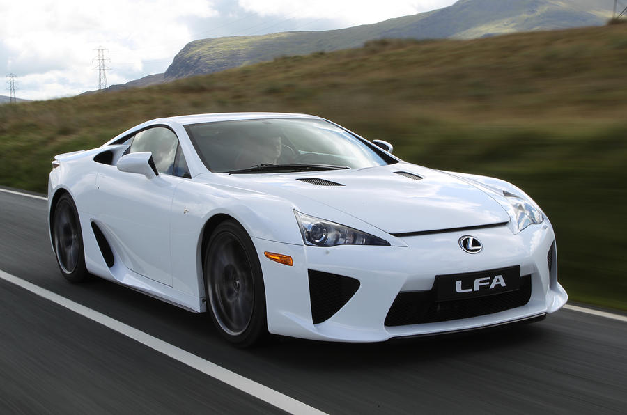 New Lexus Sports Car Lfa Specs