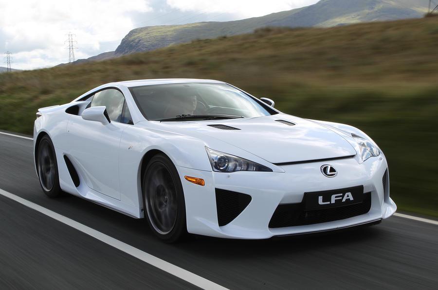 Lexus LFA 2010-2012
