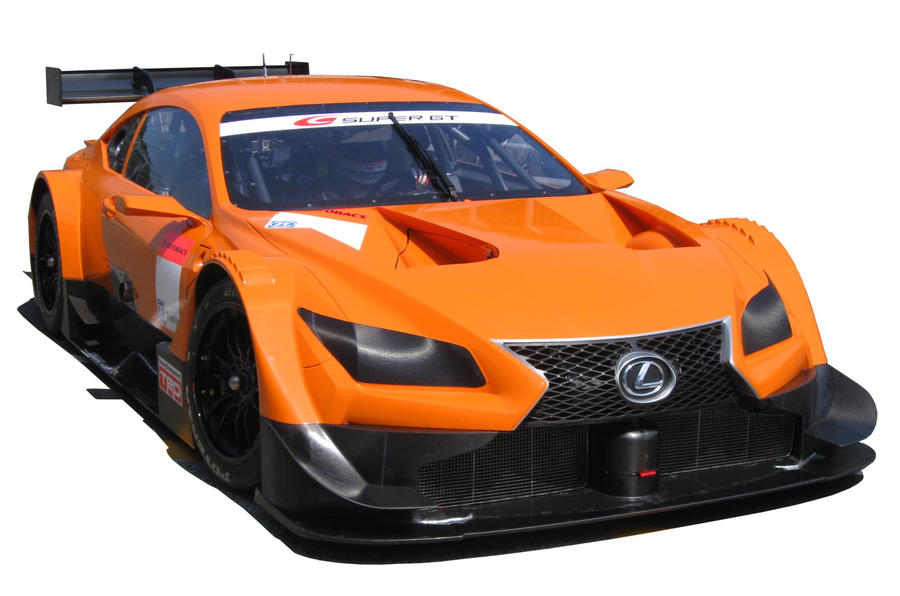 Lexus LF-CC Concept to become Super GT 500 competition car