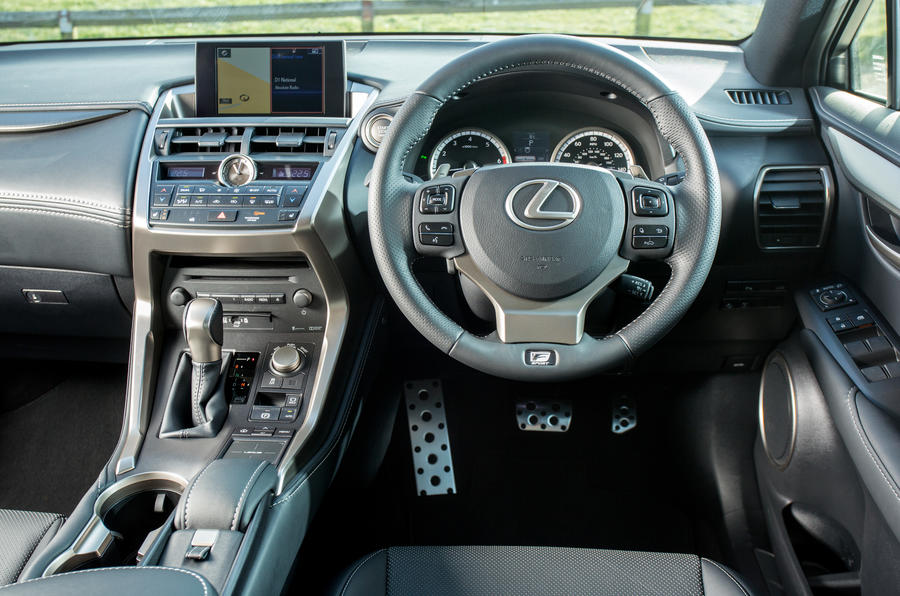 Lexus Nx Interior >> Lexus NX interior | Autocar
