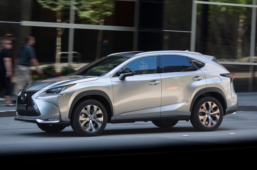 Lexus to launch sub-NX SUV