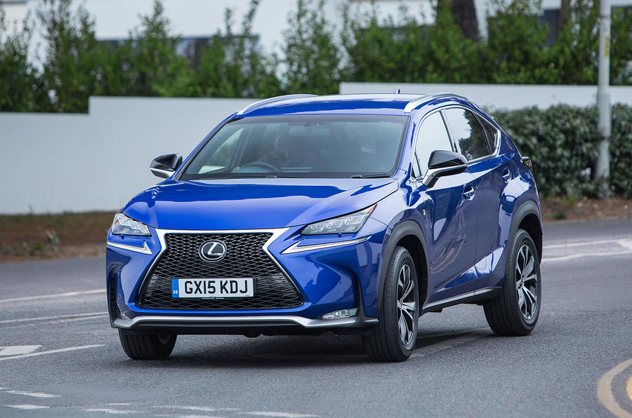 Lexus nx300 review