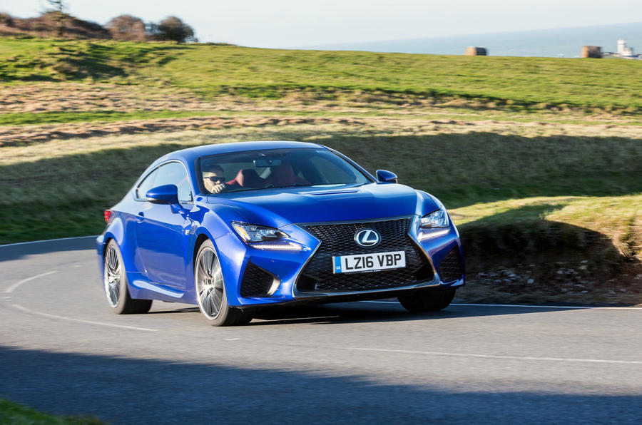 Lexus Rc F Review 2019 Autocar