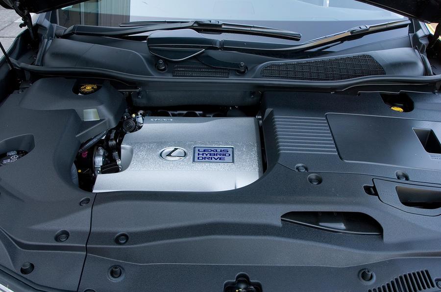 Lexus RX V6 petrol engine