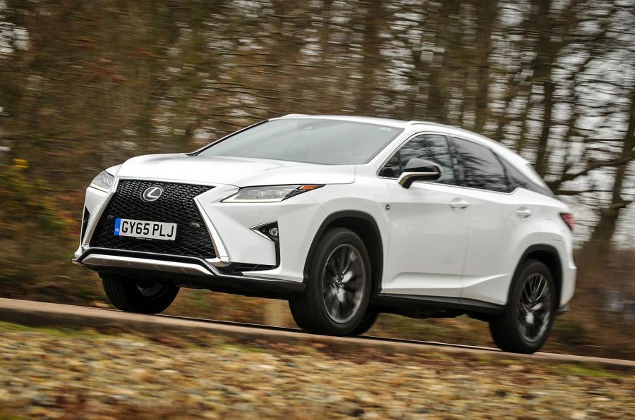 Lexus RX ..
