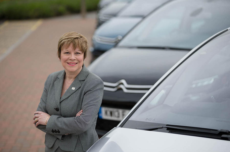 Exclusive interview with new Citroen boss Linda Jackson